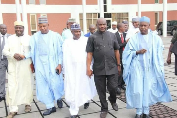 Governors Insist On ₦22,500 As Minimum Wage