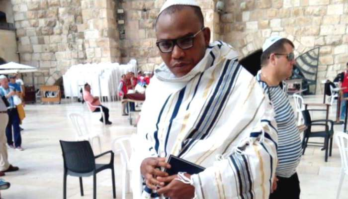 Why Do They Want Me Dead? – Nnamdi Kanu Says As He Calls For The Boycott Of 2019 Elections