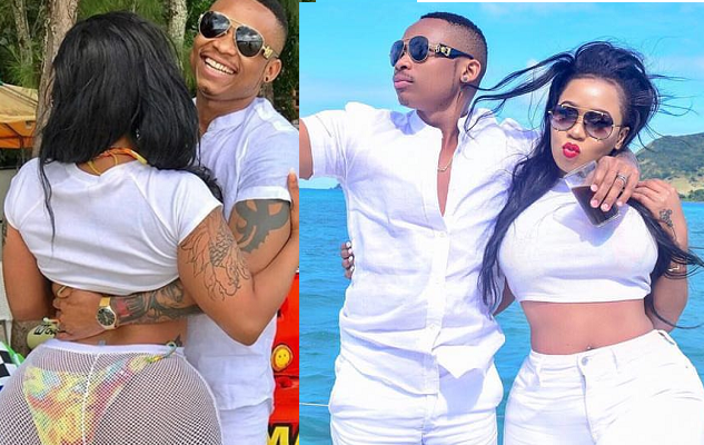 Vera Sidika Exposes Her Boyfriend Otile Brown On Instagram As She Dumps Him Again Over Money
