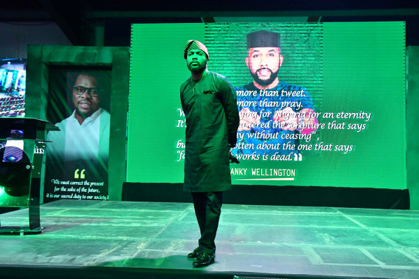 """""""We Are A Generation In A Battle For The Soul And Direction Of Our Country"""" – Read Banky W's Speech Announcing His Candidacy For House Of Reps"""