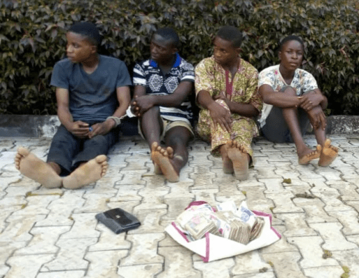 3 Siblings Arrested For Allegedly Kidnapping Church Member's 6-year-old Daughter By Staff –  November 24, 2018 0