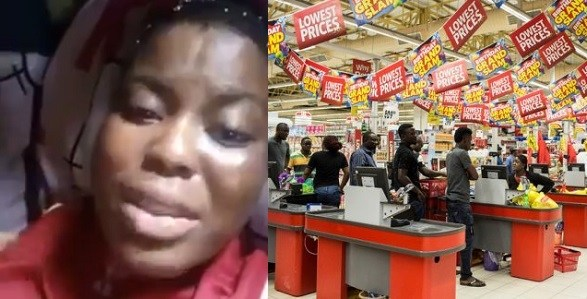 Lady Narrates How Girl Allegedly Bled And Died At Shoprite In Warri After A Man Paid N50K Into Her Account And Performed A Sex Act On Her (video)
