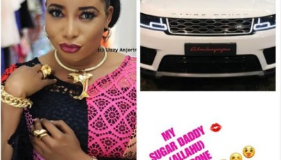 """""""My New Car Was Bought By God Who Is My Sugar Daddy"""" – Liz Anjorin"""