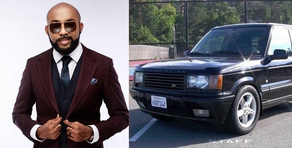 Banky W To Auction His Range Rover Months After Getting Mocked By Some Ladies