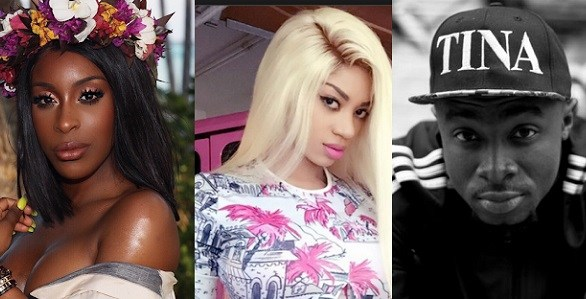 Dencia Slams Burna Boy, Fuse ODG And Other Celebrities Criticizing Her Lightening Cream
