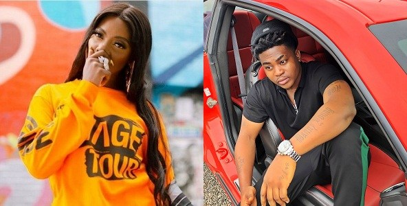 Singer, Danny Young Accuses Tiwa Savage Of Plagiarizing His Lyrics (Video)