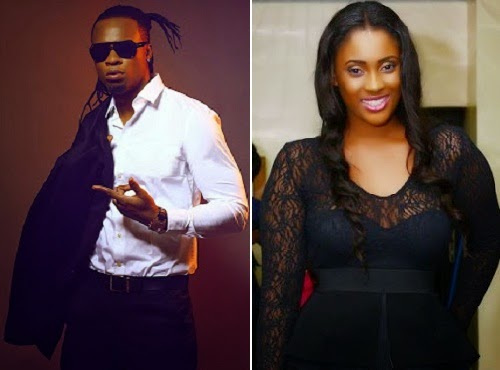 Singer, Flavour And First Baby Mama, Sandra Okagbue Expecting 2nd Child