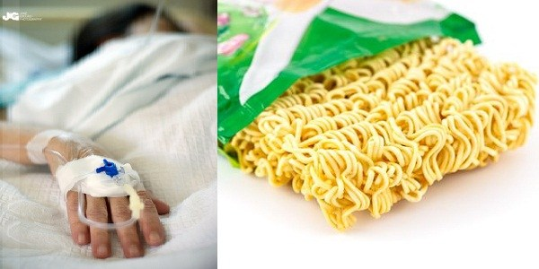 Woman Eats Only Instant Noodles For 3 Weeks To Save Money; Ends Up In Hospital