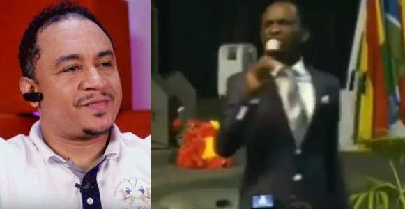 God Doesn't Live In Temples Made By Human Hands – Daddy Freeze To Pastor Enenche