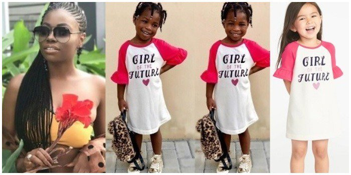 Nigerians Dig Up Real Price Of Imade's 'boring' Dress Which Sophia Momodu Says Will Feed Someone For Weeks
