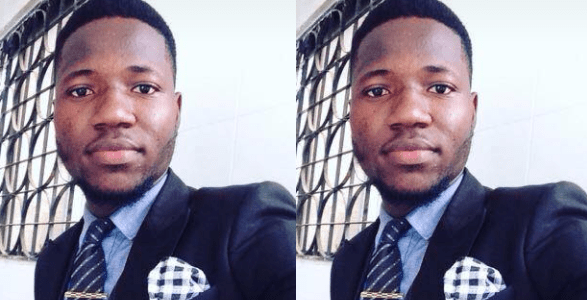 Law Student Who Asked For Help To Pay For His Fees, Gets Help From Well Meaning Nigerians