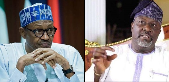 """Buhari Is Not Intellectually, Emotionally, Physically, Mentally, Equipped To Govern This Country."" Dino Melaye Declares"