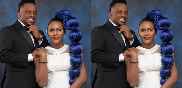 Popular Gospel Singers Eben And Wife Jahdiel Celebrate Wedding Anniversary