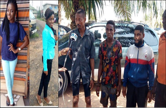 Yahoo Boys Give Horrific Account Of How They Killed Female DELSU Student (Photos)