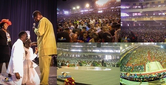 Largest Church Auditorium In The World Dedicated In Abuja