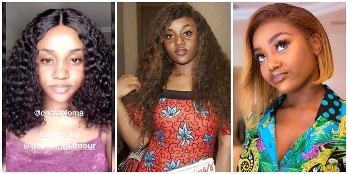 Davido's Girlfriend, Chioma, Looks Different Without Makeup (Photos)