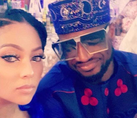 """""""I Am Blessed To Have A Husband Who Will Take A Bullet For Me Any Day""""- Lola Omotayo's Words To Her Hubby As They Celebrate Their 5th Wedding Anniversary"""