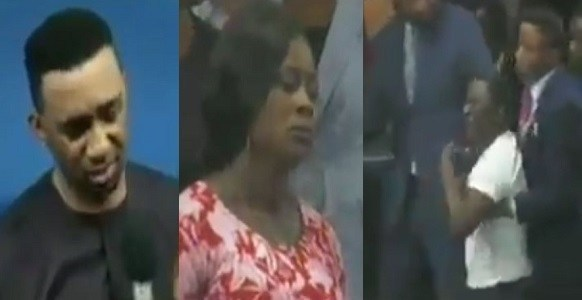Man Attacks His Wife In Church After Pastor Revealed She Hid The Passport He Was Meant To Use To Travel