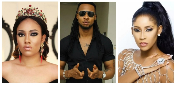 Flavour Proposed To 2nd Baby Mama, Anna Banner Months Before 1st Baby Mama, Sandra Okagbue Gave Birth – Report Says