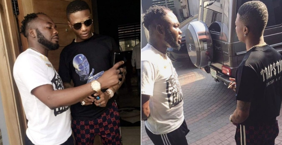 """""""Working With Wizkid Is A Privilege, It's Like Grammy To Me""""- Slimcase"""