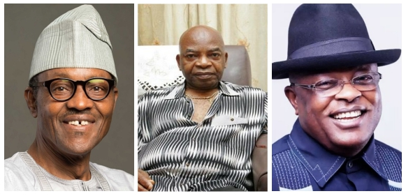 Igbo Billionaire, Arthur Eze Donates Over N1 Billion To Support Buhari, Umahi, Others Re-Election Campaign