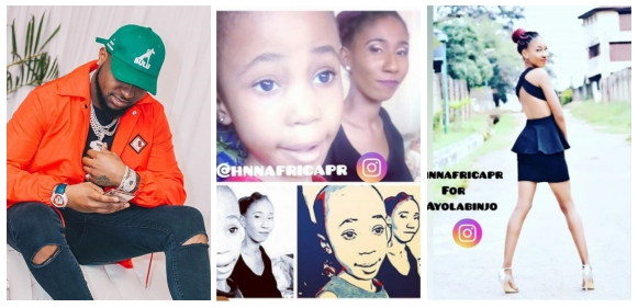 Davido's Alleged 'Third Babymama' Joins Instagram As Pressure Mounts On Singer