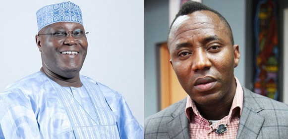 Atiku Is Planning To Sell Nigeria On Alibaba If Elected President – Sowore