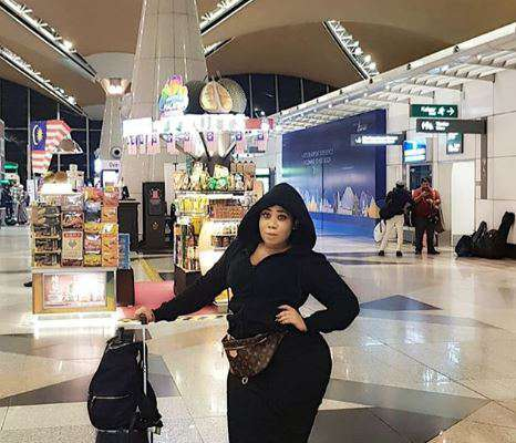 """""""Every Night I Sleep Alone"""" — Actress, Moyo Lawal Laments About Being Single"""