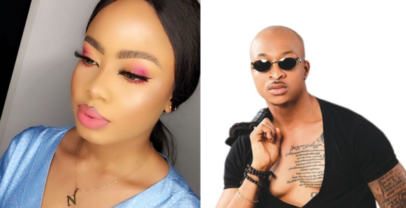 """""""Can I Se A Pic?"""" Hacker Releases Alleged Chat Between IK Ogbonna And Nina"""