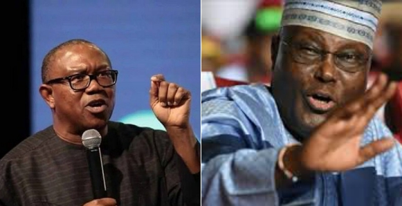 """People Above 70 Should Not Seek Elective Positions"" – Atiku's Running Mate, Peter Obi (Video)"