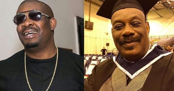 Don Jazzy Celebrates Himself And His Father As They Both Mark Their Birthdays Today