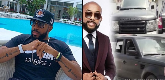 """""""Why I Bought Banky W's Range Rover For N2.3Million"""" – Michael Ugwu"""