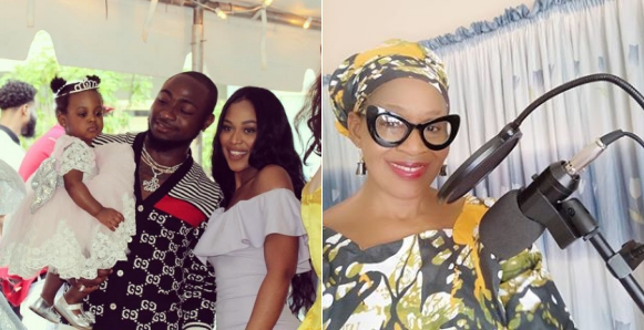 I Am Not Married To Davido – 2nd Baby Mama Replies Kemi Olunloyo