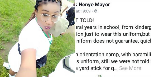 """Sharing Toilet With More Than 40 Corps Members, Risking Our Lives To Please The Nation"" – Lady Goes On A Long Rant After Completing NYSC Program"