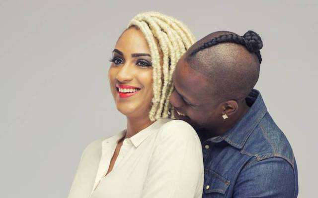 Juliet Ibrahim's Ex, Iceberg Slim Resurfaces With New Lady Following Their Breakup