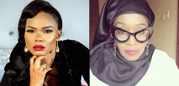 You Were Sleeping With The Pastor, Stupid Harlot, You Will Go To Jail – Kemi Olunloyo Slams Iyabo Ojo