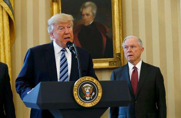 Breaking: President Trump Fires Attorney General Jeff Sessions, Replaces Him With Matthew G. Whitaker