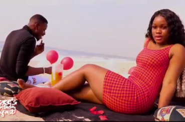 Leo DaSilva And Cee C Called Out For Staging Video Shoot Yesterday And Passing It Off As A Surprise Birthday Breakfast