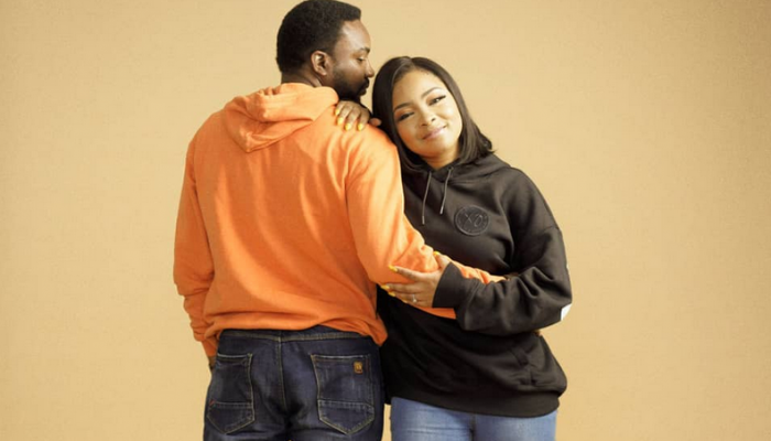 Linda Ejiofor's Fiance Ibrahim Suleiman Reveal Their Relationship, Shares Loved Up Photo