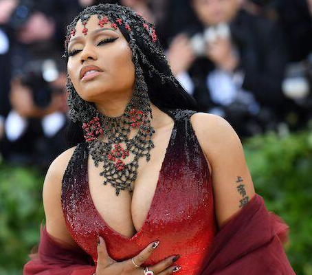 Nicki Minaj Becomes The First Female Artist In History To Have 100 Entries On Billboard Hot 100