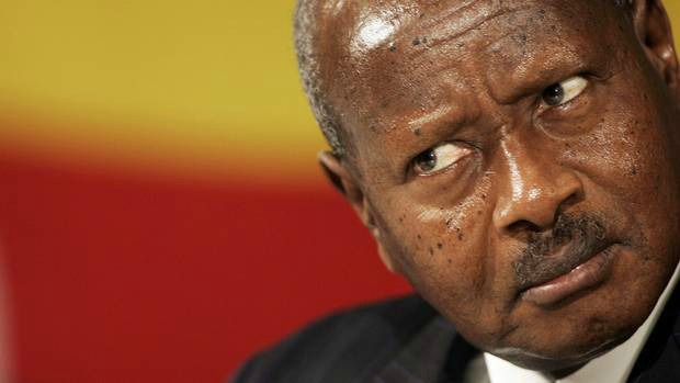 "Ugandan President Museveni Says: ""The Head Of The Home Never Goes Into The Kitchen"""