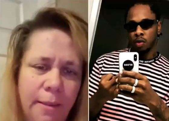Video: American Woman Who Accused Runtown Of Fraud Calls Him A Liar And Shares Video Allegedly Showing His Elder Brother With Her Cheque