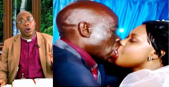 Kissing The Bride In Church During Wedding Is Unholy – Anglican Bishop