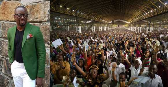 God Has Become Powerless That The Nigerian Church-goers Always Want To Fight His Battles' – Fashion Designer Uche Nnaji Says