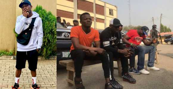 Police Arrest Small Doctor