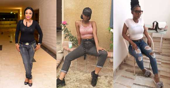 """""""When Your Daughter Is Hotter Than You"""" — Iyabo Ojo Shares Lovely Photo Of Her Daughter"""