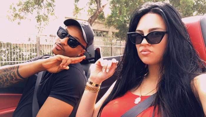 Ik Ogbonna Shares Adorable Photo To Show He And His Wife, Sonia Are Back Together