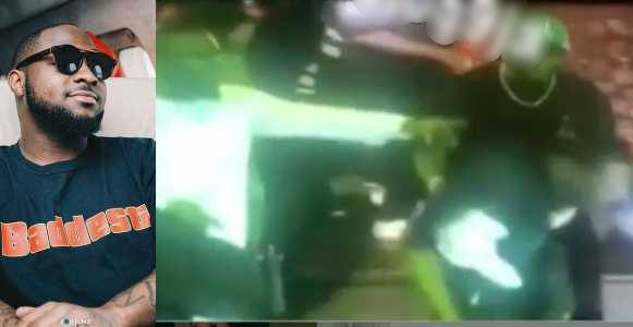 Davido Rewards Boy With ₦1 Million For Protecting Girls At His Concert (Video)