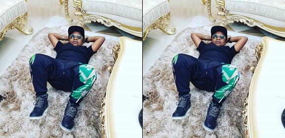"""Chinedu Ikedieze """"Aki"""" Celebrates His 41st Birthday With  Hilarious Video"""