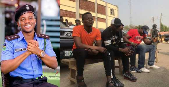 Korede Bello Replies Fan Who Says He May Be The Next Police Ambassador To Be Arrested